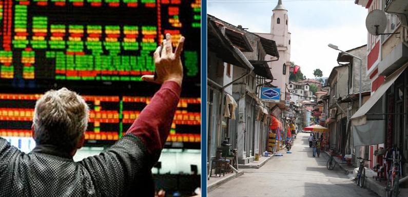 Borsa ve Tezgah Üstü Piyasalar